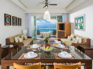 GORGEOUS LIVING at GRAND MAYAN 2BR Nuevo Vallarta Margan