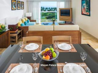 COMFORTABLE LIVING at MAYAN PALACE 2BR Nuevo Vallarta MarGan