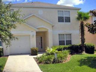 South-facing Pool Home near Disney World, Davenport