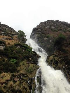 Waterfall at Maghera, Adara