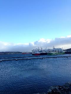 Killybegs Habour