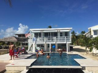 Keys Magnificent Oceanfront Home - Private Beach!
