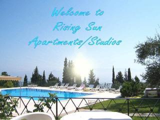 Rising Sun Apartments/ Studios, Benitses