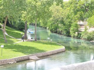 Vacation at the Comal River-Relaxing or Tubing, New Braunfels