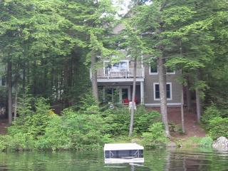 Lake Sunapee Lakefront Vacation Home Rental