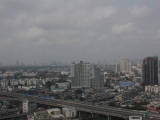 36th Floor Panoramic City View 1BR, Bangkok