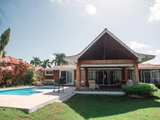 Amazing 3 BR villa, Cocotal, Bavaro, Dominican Rep