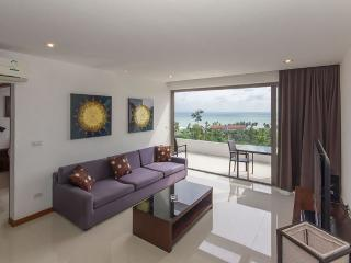 Superb ocean view apartment, Lamai Beach