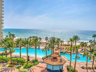 Shores of Panama 513-1BR+Bnk-Fabulous Gulf Views fr huge balcony! Fun Pass