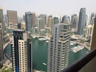 JBR Full Marina View high floor 2 bedroom aprtment, Dubai