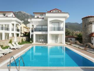 4 Bedroom Villa With Private Pool Twin Villas 1718, Fethiye
