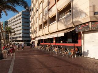 Beachfront Las Canteras Apart. NAUTILUS 8D