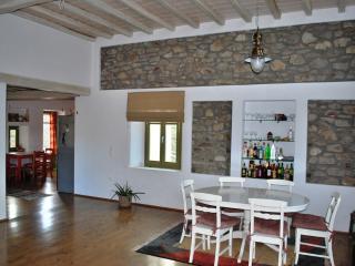 VILLA HOUSE - FTELIA, Kalo Livadi