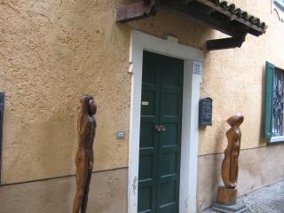 camera Carla Casa dello Scultore, Perledo