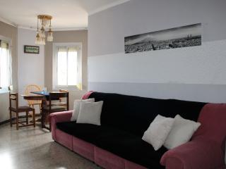 2 Habitaciónes Acogedoras Dobles + WiFi, Barcelona