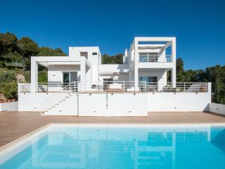 Villa with Private Pool & Amazing View, Porto Heli