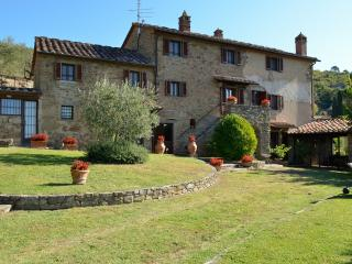 Eugenio, charming hill Villa (13 people), Cortona