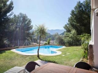 Villa familiar con piscina y jardín, Port de Sóller