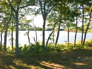 Waterviews of Lower Mill Pond with private dock - BR0126