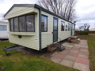 Caravan Rental Seton Sands 5 Moray Court Haven, Prestonpans