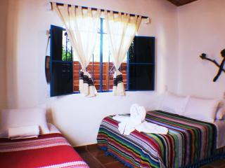La Morada Bed and Breakfast Verde #1 private bath, Sayulita