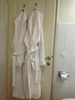 Your luxury bathrobes