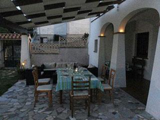 veranda appartamento 'Ammiraglio'