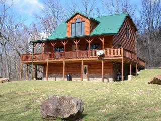 Lazy Bear Lodge VA :)