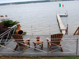 Perfect Location on Owasco Lake. Newly Remodeled.