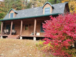 New Listing! Cozy Log House with Beautiful View, Diamond Point