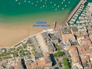 Goikoa 2 Nautic - Iberorent Apartments, San Sebastián - Donostia