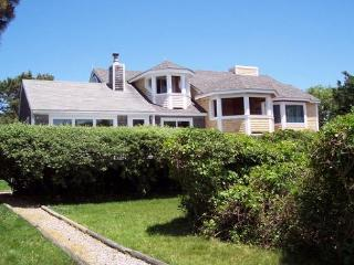BEAUTIFUL CONTEMPORARY WITH WATERVIEWS OF THE INNER AND OUTER HARBOR, Edgartown