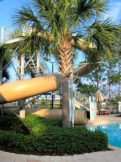 Clubhouse resort Waterslide- loved by ALL