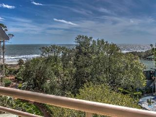 3528 Villamare - Oceanview 2 bedrooms 5th Floor Villa., Hilton Head