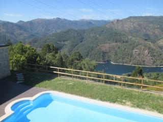 Sunbaths at the Pool in Gerês, Vieira do Minho