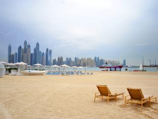 Vacation Bay 1BR Beach Apartment in Palm Jumeirah, Dubaï