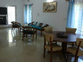 Mel Ville Serviced Apartment 3 BHK Pearl FF, Pondicherry