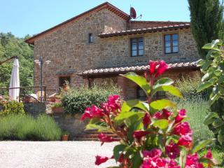 Villa Toppole, Arezzo