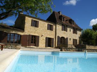 maison périgourdine, Castelnaud-la-Chapelle