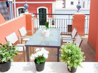 APARTMENTSOLE-Galera Dúplex con terraza