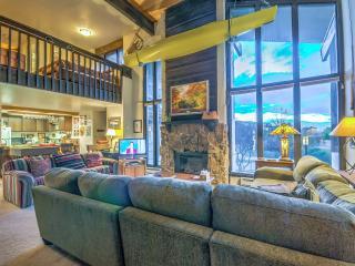 Spacious Mountain Condo!, Steamboat Springs