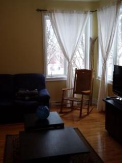 Spacious apartment for rent short, Quebec City