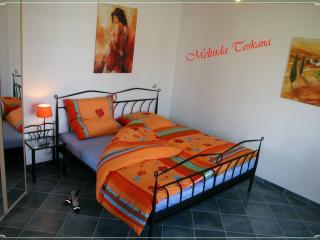 Ferienwohnung Melinda Toskana, Friburgo