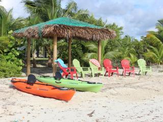 Luxury, Private Beachfront Home, Kayaks, Boat, Marsh Harbour