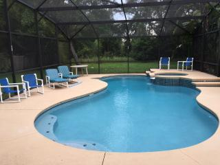 Super Huge Pool Home sleeps 8, Kissimmee