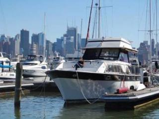 New Wave Yacht ..entire boat, Weehawken