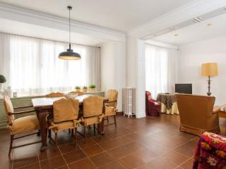 3BR/2BA El Born Apt for 7 by Ciutadella Park and Arc de Triomf. Sublime location