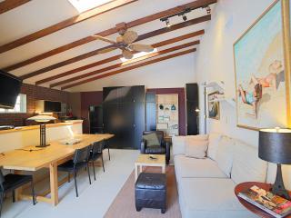 studio with 1 bedroom