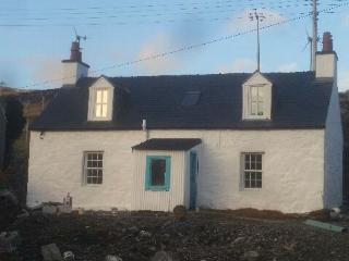 external shot of the cottage