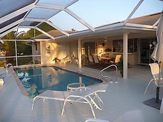 Terrace, Pool & Lanai